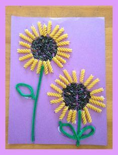 50 Awesome Spring Crafts for Kids Ideas - Madie U. - 50 Awesome Spring Crafts for Kids Ideas – - Easy Easter Crafts, Fall Crafts, Decor Crafts, Easy Kids Crafts, 5 Year Old Crafts, Valentine Crafts, Holiday Crafts, Wood Crafts, Daycare Crafts