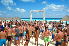 Are you ready for Spring Break?? Oasis Cancun is THE place to be....#OasisLoves U