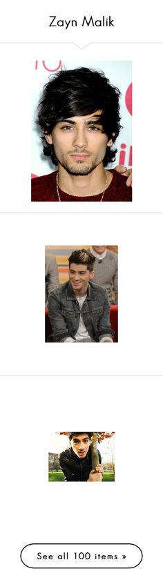 """""""Zayn Malik"""" by croonessii ❤ liked on Polyvore featuring zayn malik, one direction, zayn, 1d, people, pictures, backgrounds, soml, story of my life and celebs"""
