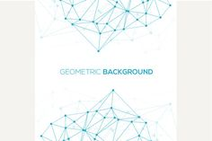 Geometric Background by kanva777 on Creative Market