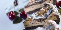 Krehká torta s tvarohom a čokoládou - Recept