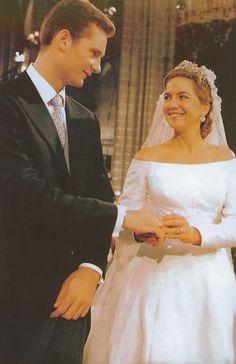 Mirada de mucho amor entre la Infanta Cristina e Iñaki Urdangarin