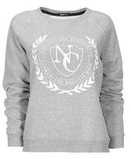 Magnolia sweater Lt greymelange (8049) 199 SEK