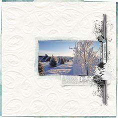 Digi Still Enjoying Winter How To Make Snow, Snow Angels, Be Still, Digital Scrapbooking, Tapestry, Community, Winter, Hanging Tapestry, Winter Time