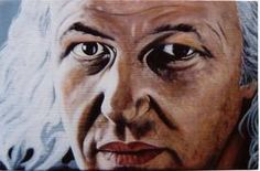Jeffrey Harris;  self portrait