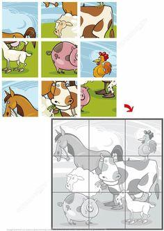 Preschool Puzzles, Body Preschool, Fall Preschool, Puzzles For Kids, Preschool Worksheets, Art Activities For Toddlers, Preschool Learning Activities, Interactive Learning, Book Activities