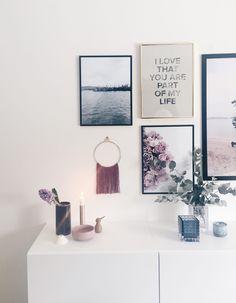 En super let DIY – Lav din egen vægdekoration   Living by CKK