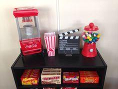 My cinema Snack Bar