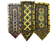 Banjara Patch yoke, Handmade Embroidery, Afghani patch, Thread and Mirror Work Applique Embellishment patch, Ethnic Traditional Rabari Patch Tribal Fabric, Indian Fabric, Embroidery Patches, Embroidery Applique, Vintage Gypsy, Vintage Style, Afghan Clothes, Fabric Patch, Mirror Work