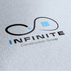 Infinite Construction Group - Create a logo for a construction company with a goal to grow