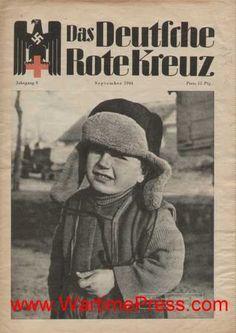 Das Deutsche Rote Kreuz 1944 -magazine
