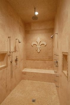 Charmant Perfect Fleur De Lis Shower....Sam Would Kill Me If I Did