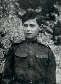 Tsarevitch Alexei of Russia, son of Tsar Nicholas II