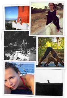 La semaine des tops sur Instagram juillet 2015 http://www.vogue.fr/mode/mannequins/diaporama/la-semaine-des-tops-sur-instagram-juillet-2015/21751