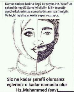 Sanmaki Tesettür Sadece Kadınlara Farzdır. Erkeğin Tesettürü Göz Kapaklarındadır...✔