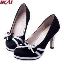 2015 hete verkoop dames hoge hakken puntige teen vrouwen bowtie pompen slip- op de lente schoenen met hoge hakken vrouw sapatos femininos xwa117(China (Mainland))