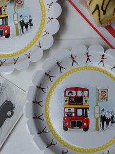 London Party stuff!! SO PRECIOUS!!