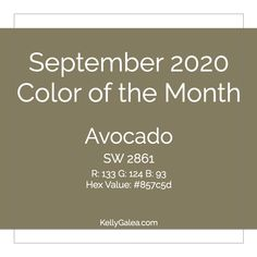 September 2020 Color of the Month & Energy Reading - Through the Kaleidoscope with Kelly Galea