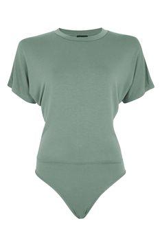 Superweicher T-Shirt-Body