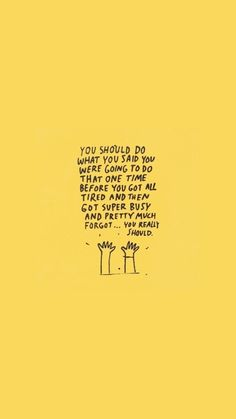 quote, tumblr, and yellow