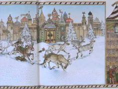 The Wild Christmas Reindeer by Jan Brett