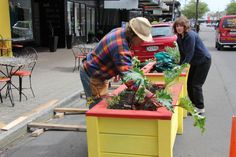 In Palmerston North, NZ, an #LQC initiative facilitated by Creative Communities has become the source of public space improvements across the city. It organizes community members into Action Groups, gives them a DIY #Placemaking kit, and 12 weeks to make their vision happen. Projects have included: adding benches to transit stops and front yards, converting parking spaces to parklets, and putting bean bag chairs in underutilized public spaces.