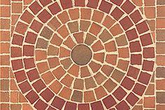 Klinker Toscana Mosaik