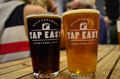 Craft brews in Stratford Art Thou, East London, Best Cities, How Beautiful, Brewing, Craft, Creative Crafts, Crafting, Handmade