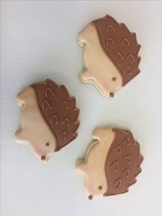 Hedgehog cookies!