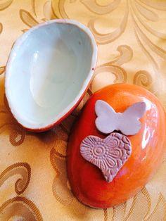 OVOS DE PÁSCOA de cerâmica