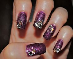 Image on Designs Next  http://www.designsnext.com/social-gallery/nail-art-41