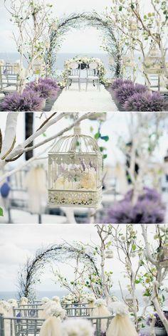 Dreamy Flower-Filled Bali Wedding From DesignMill