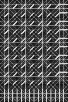 Grid VIII by Lisa Shano