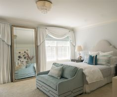 Roughan Interior Design, Bedroom, Photographer Jane Beiles