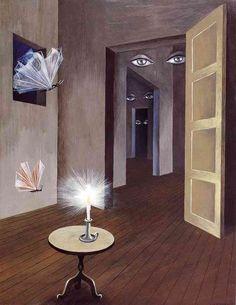 Insomnia by Remedios Varo