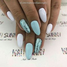 Nails 2018 40 Easter Nail Art Designs and Ideas 2018 Colorful Nail Designs - 40 Easter Nail Art Designs and Ideas 2018 Cute Summer Nail Designs, White Nail Designs, Colorful Nail Designs, Colorful Nails, Light Blue Nail Designs, Easter Nail Designs, Popular Nail Designs, Cute Nail Art Designs, Summer Design