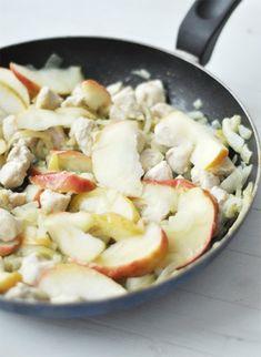 Csak a Puffin I Foods, Potato Salad, Recipies, Mint, Yummy Food, Healthy Recipes, Apple, Ethnic Recipes, Lunch Ideas