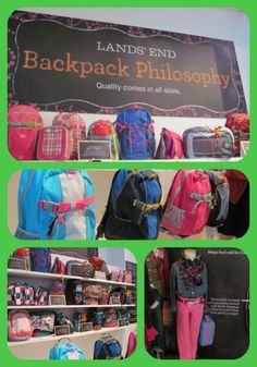 Back to School with Lands  End and Momtrends 9bdb81a33bab0
