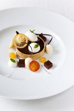 Chocolate Meringue Surprise