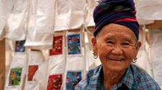 Weaving a new future in Laos