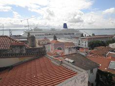 Sidewalk, Lisbon, Side Walkway, Walkway, Walkways, Pavement
