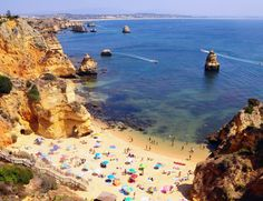 Portugal é o Melhor Destino Europeu  #algarve #portugal #best #europa