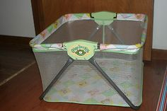 Cabbage Patch Kids Playpen 1984 - I had one of these!