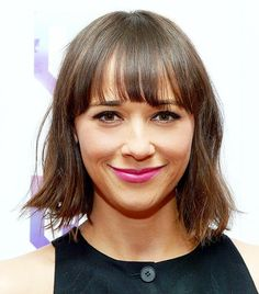 Got thin hair? Bangs are a great way to add the illusion of more volume and structure to your mane.