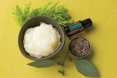 Learn how to make your own Soothing Salve with doTERRA Eucalyptus essential oil in this blog post.