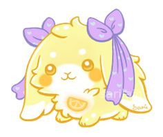 Commission: Gumnimal ( for Snapplegurl by Sarilain on DeviantArt Scary Drawings, Fantasy Drawings, Kawaii Drawings, Cute Drawings, Random Drawings, Cute Kawaii Animals, Kawaii Cute, Cute Baby Animals, Kawaii Stuff