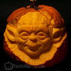 best pumpkin carving i have seen in my whole life.....Carve me u must!