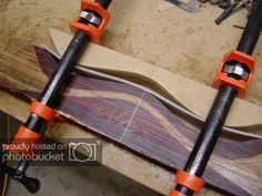 View topic - Re: finally starting on Brent's bow (finished pics page Archery, Takedown Recurve Bow, Diy Bow, Bows, Pirates, Image, Building, Crazy Things, Arches