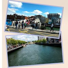 Fotos que nos envía Martí que está haciendo un programa de #inglés para adultos en CES #Dublin #irlanda #irland #anglès #english #idiomas #verano #summer