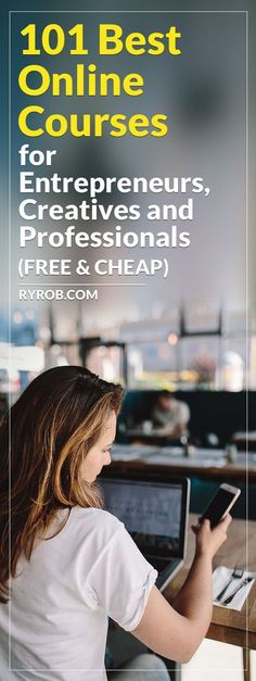 Free and cheap online courses for entrepreneurs, bloggers, and business owners | Blogging tips